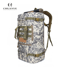 Best Selling Muliti-colors Outdoor Camping Military Tactical Backpack With Rolling Top
