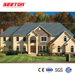 Cheap Asphalt Roof Shingles for Roofing 1000*333mm