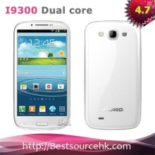 4.7 Inch M471 Android MTK6577 Dual Core Dual Sim Support GPS Bluetooth No Brand Cell Phone