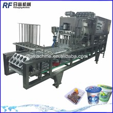 Yogurt cup Automatic Filling and Sealing Machine