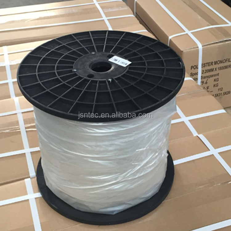 2.2mm Polyester PET monofilament wire for greenhouse and farming