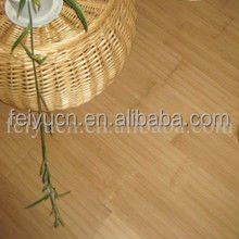 Supreme Interior Bamboo 17mm Horizontal Carbonized Bamboo Floor Tile