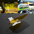 2 in 1 HD Car Mirror Sun Visors Day Night Visor HD Vision Visor Anti Dazzle Mirror Clear View