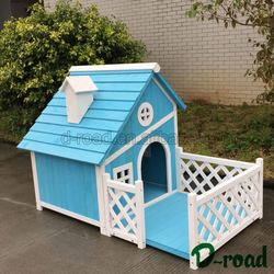 Latest Designs Outdoor Manufacturers Kennel For Large Dog