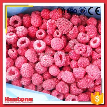 Good Quality Whole Iqf Raspberry And Berries
