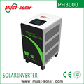 < Must Solar> PH3000 High perfermance 3 phase 380V 9kw 12kw50hz to 60hz frequency 48vdc inverter