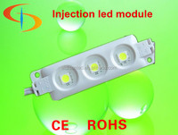 high brightness and wide beam angle led modules perfectly designed for led back light sign
