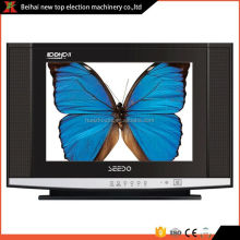 Wide screen size high-definition optional size portable crt tv