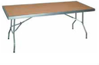 Rectangular Catering Table