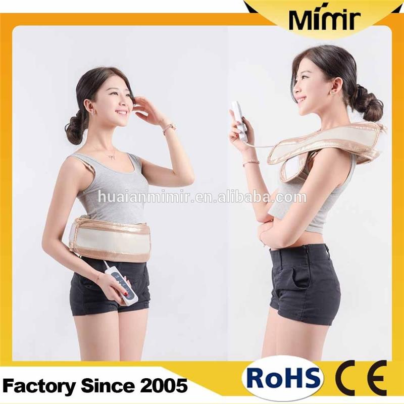 Vibration waist slimming belt with CE&ROHS
