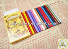 Colorful Sealing Wax for Glue Guns Ideal for Decorating Invitations