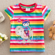 wholesale Children's TShirts/ children clothing factories in china/children Tshirts made in china K2119