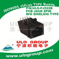 Chinese waterproof audio jack connector rca pcb jack manufacture