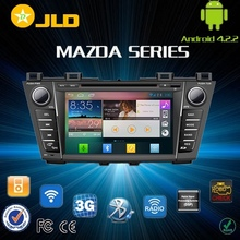 Android 4.2 car audio gps navigation system for Mazda 5 2012