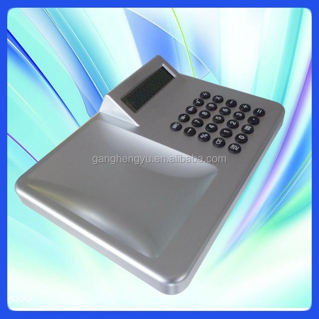 Popular desktop electronic double screen calculator