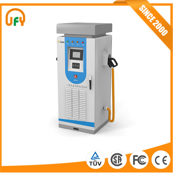 JFY CSI series 60KW Integrated smart DC charging pile