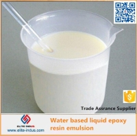 Water based Liquid Epoxy resin Emulsion Epoxy resin hardener