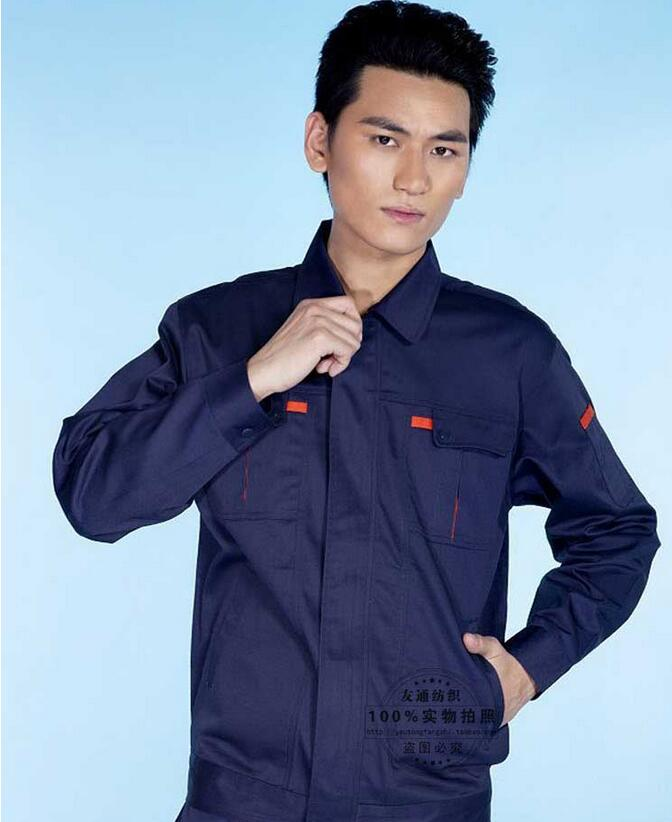 High quality cheep price anti static men labour suit/uniform