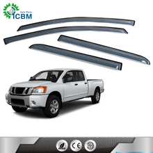 Most popular window sunshades car shroud injected mould visor