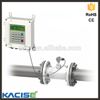 GXUM2000 series fixed split wall mounted type ultrasonic flow water meter