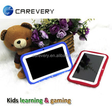 Tablet computer for kids gaming, cheap mini child tablet, android 7 inch tablet netbooks for kids