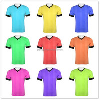 Blank T shirt embroidery designs for men , customize double collar shirt , china man clothing supplier