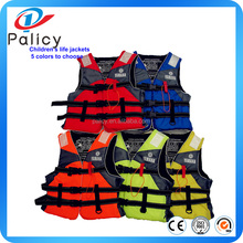 Safety surfing life vest custom foam cheap price kids life jacket