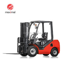 A Series 2.5 ton Maximal Gasoline/LPG Forklift for USA market