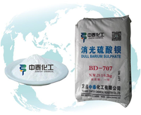Barium Sulfate/blanc fixe/Natural BaSO4/barite powder /chemical