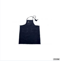 Style Denim Apron with Pockets