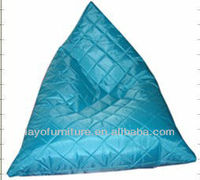 Triangle Bean Bag Sofa For Pool and Beach