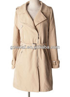 New arrival office ladies winter coats