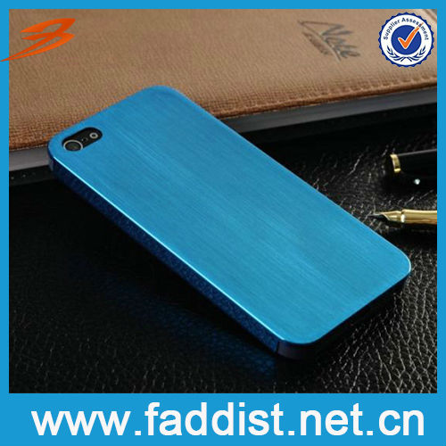Blue Back Cover Replacement for iphone 5 Hard Case