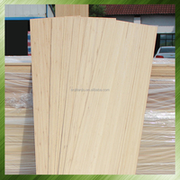 longboard veneer 10.5x52x2mm bamboo veneer eco-friendly high quality / bamboo veneer for skateboards manufacturer