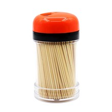 The hot sale high quality 300pcs bamboo toothpick