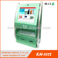 19 inch touch screen wall mounted touch kiosk