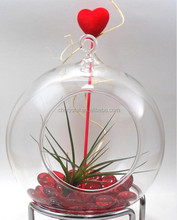 christmas front opening glass ball front opening MH-KX053