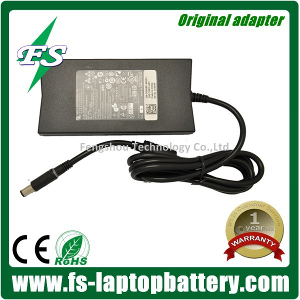 Original 19.5V 7.7A sulearvuti adapter For Dell Alienware M14x M15x 150w AC Adapter Charger Supply