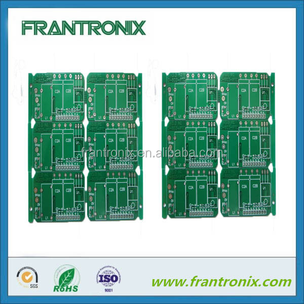 Frantronix assembled cctv camera board Fabrication PCB