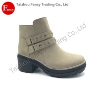 Fashion Low Price In Cheap Style Brand High Ankle Boots For Women