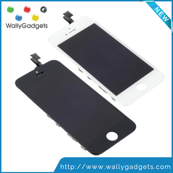 100% Tested Before Shipping Great Quality Lcd Display With Touch Screen For Iphone 5S Lcd Display