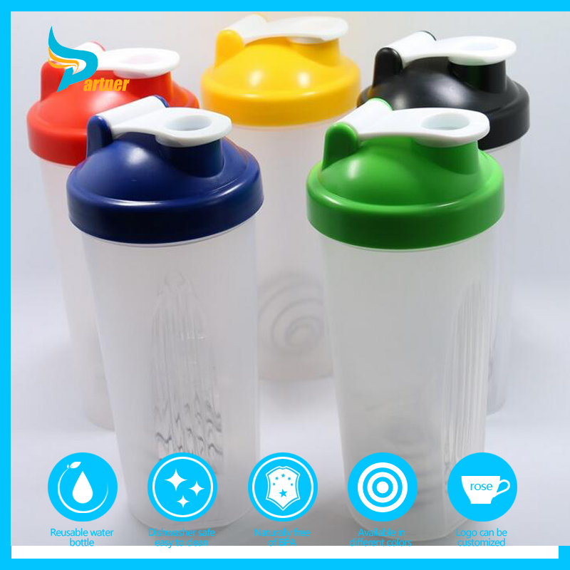 SGS 500ml Healthy Sports Bicycle Joyshaker Water Bottle Holder