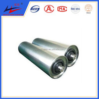 Stainless steel belt conveyor drum roller