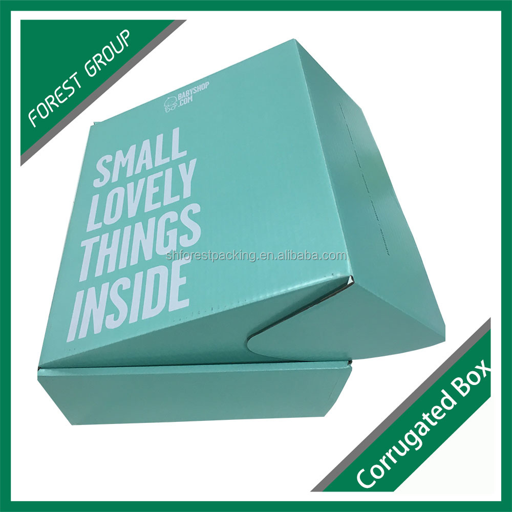 Best <strong>service</strong> for custom printed corrugated mailer box wholesale