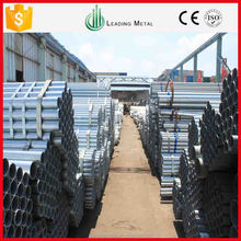 Alibaba.com China Supplier Galvanized Copper Coated Surface Treatment steel and pipe for africa seamless steel galvanized pipe