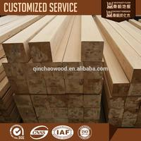 Thermally Modified Anticorrosive Woods Building Construction Material