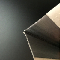 Rigid Paper Backed Metal - Outside/Inside Corners