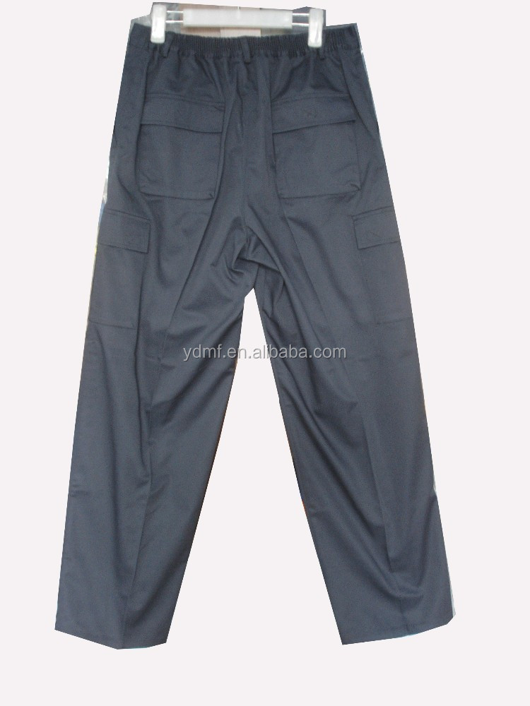 6 pockets trousers/safety pants/security workwear T/C 65/35