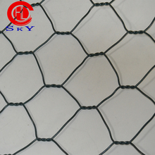 20 gauge 2*1*1m PVC coated gabion hexagonal wire gabion net wholesale products for sale