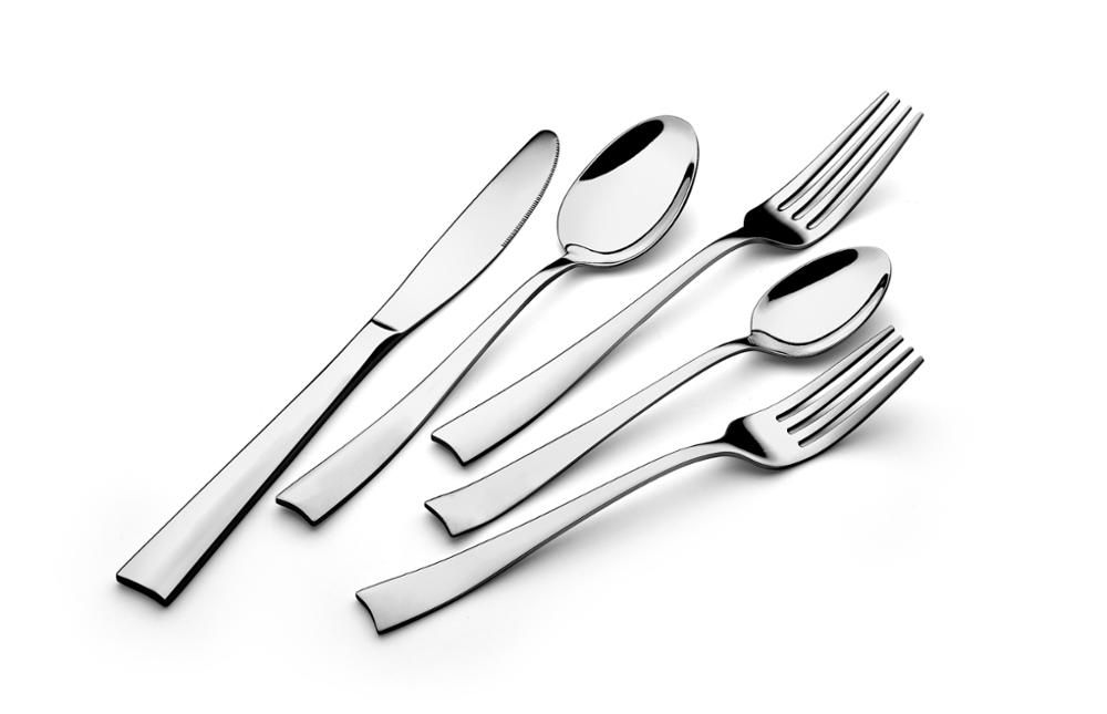 Hot sale in America market Cambridge of stainless steel flatware set